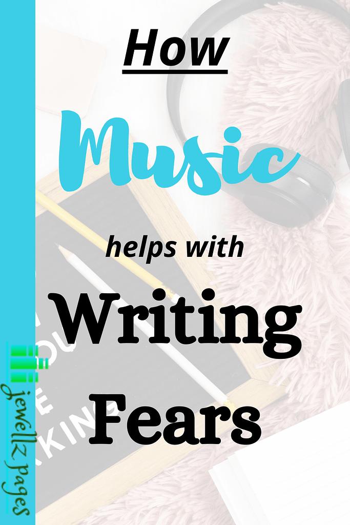 writing fears