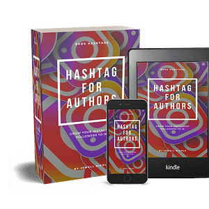 More Instagram Followers – 250 Hashtags for Books ebook