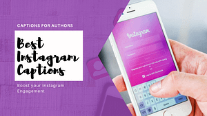 35 Short Instagram Captions for Indie Authors + How To WRITE the Perfect Caption