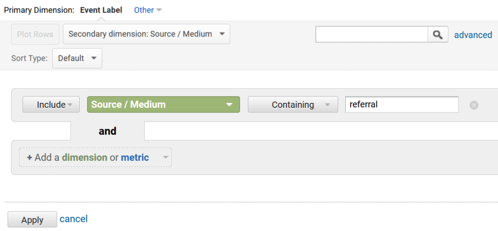 form conversion tracking