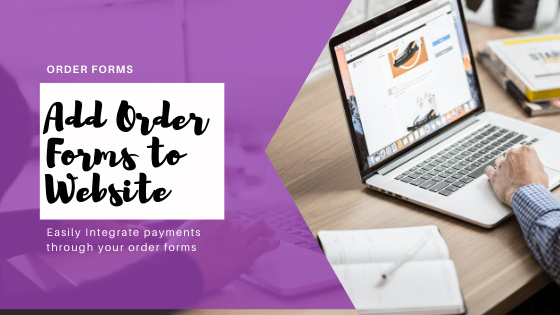 How-to: Creating Order Forms in WordPress [3 Simple Steps]